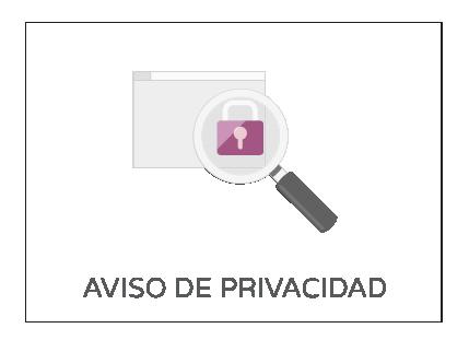 Aviso de privacidad de Camara de Diputados